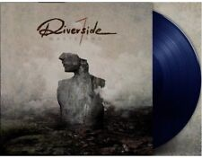 "RIVERSIDE ""WASTELAND"" - 2LP - LIMITED NAVY BLUE DOUBLE VINYL porcupine tree tool"