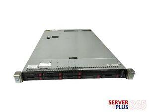 HP ProLiant DL360 Gen9 G9, 2x 2.6GHz E5-2697v3 14-Core, 256GB RAM, 8x 1.2TB SAS
