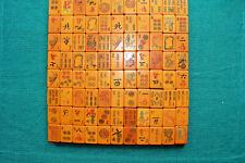 BAKELITE MAHJONG MAH JONGG 88 TILES