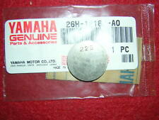 Yamaha XJ550 Valve Spring Adjusting Pad. 2.25. Genuine Yamaha. New, B58B