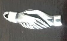 Retired James Avery Handshake of Friendship Charm Or Pendant