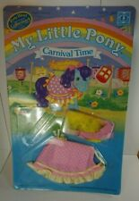 MY LITTLE PONY MLP Vintage G1 Carnival Time Outfit Clothes Hasbro 1983 MOC