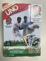 Uno England Rugby 2010. Complete New In Box Sealed