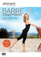 Element: Barre Conditioning DVD (2014) cert E ***NEW*** FREE Shipping, Save £s