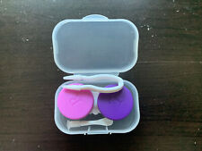 Travel Contact Lens Case Container Contact Lenses Case