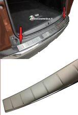 modanatura in Acciaio Cromo Sagomata Protezioni Paraurto posteriore Peugeot 5008