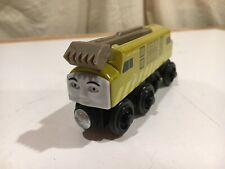 New - Wooden Diesel 10 for Thomas and Friends Wooden Railway by Mattel