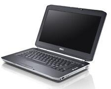 Dell Latitude E5420 Notebook, Intel i5, 4GB RAM, 120GB SSD, WebCam, Win 7 Pro