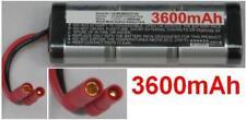 Batterie 7.2V 3600mAh type NS360D37C118 Connecteur Gold Plug Pour RC Racing Car