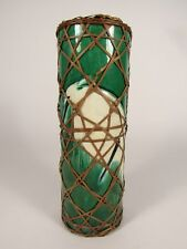 Lower Price with Antique Japanese Carved Green Celadon Porcelain Baluster Vase Deer Turtle Cranes Other Asian Antiques