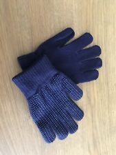 Horse Riding Gloves, NAVY, one Size Showing, Dressage, Show Jumping FREE UK post