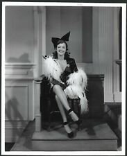 DOROTHY LAMOUR ACTRESS IN STUNNING PORTRAIT PHOTO