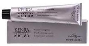 KENRA PERMANENT Color 3 oz