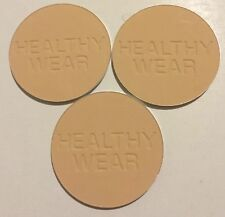 "Physician Formula Healthy Wear Ppwder Foundation Translucent Medium ,""Refills""3"