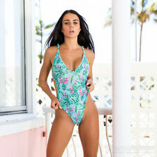 New WICKED WEASEL 817 Paradise Found One Piece - Tropical Oasis - Size Large