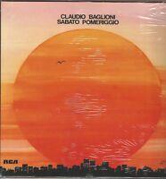 LP CLAUDIO BAGLIONI:SABATO POMERIGGIO.VINILE 180 GRAMMI NUOVO SIGILLATO