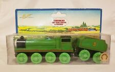 Thomas wooden Railway Vintage 1997 Henry New In Box