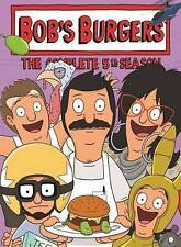 Bobs Burgers: The Complete 5th Season DVD, 2016, 3-Disc Set Animated Comedy New