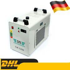 CW-5200 Industrieller Wasserkühler für CO2-Glaslaserrohr Laserschneider Graveur