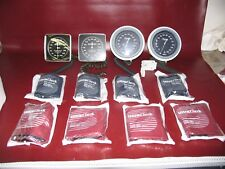 OMRON ADC MCKESSON WALL BLOOD PRESSURE SPHYGMOMANOMETER WITH NEW CUFFS LOT OF 4