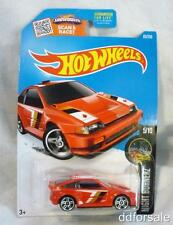 1985 Honda CR-X 1/64  Scale Model From the 2016 Hot Wheels Night Burnerz