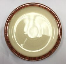 ~Denby Fire Stripe Salad Plate - Brand New with Tags - Discontinued Item