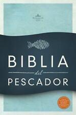 RVR 1960 Biblia Del Pescador, Tapa Suave : Evangelismo Discipulado Ministerio...