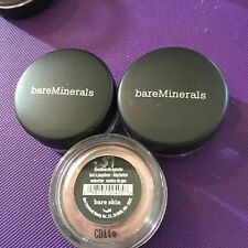 Bare minerals eyeshadow bare skin NEW