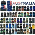 Bandana  Face Mask Neck Tube Cycling Motorcycle Fishing Outdoor Mix Head Scarf <br/> FREE SHIPPING IN AUSTRALIA