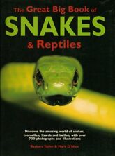 Great Big Book Snakes & Reptiles,Barbara Taylor