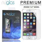 "Nulgas Tempered Glass Screen Cover Protector For Apple iPhone 7 4.7""(TWINPACK)"