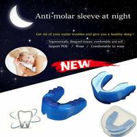 Zähne, die zahnmedizinischen Nachtschutz Anti Bruxismus mahlen Kundengebund E7M5