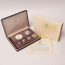 1973 First Coinage of the British Virgin Islands Proof Set