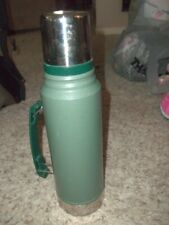 Excellent STANLEY 1.2 Qt. Metal Thermos with Handle