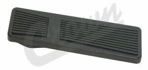 Accelerator Pedal Pad Fits Jeep 1971 To 2006 CJ5 CJ7 CJ8 YJ TJ Crn-53003932AB