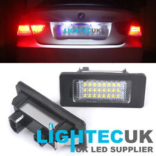 BMW LICENSE NUMBER PLATE UPGRADE MODULES 24 LED CANBUS ERROR FREE LIGHTS BULBS