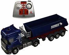 1:32 R/C Scania Tipper Truck W/Remote Control - Die-Cast Vehicle - Siku 6726
