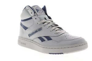 Reebok BB 4600 EH3333 Mens Gray Synthetic Basketball Sneakers Shoes 9