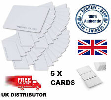 5 X 125khz RFID Cards Proximity Card ID Access control EM4100 UK