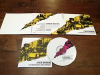 The international Noise Conspiracy - A new Morning Digipack Cd Perfetto Mint