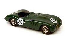 QUARTZO QLM027 Jaguar XK120 C Type Walker Whitehead Winner  Le Mans 1951 1:43rd