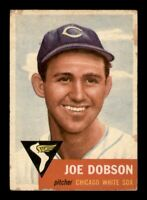 1953 Topps Set Break # 5 Joe Dobson GD *OBGcards*