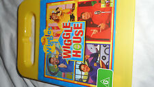 THE WIGGLES THE WIGGLE HOUSE DVD