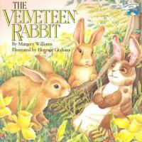 THE VELVETEEN RABBIT - BIANCO, MARGERY WILLIAMS/ GRAHAM, FLORENCE - NEW PAPERBAC