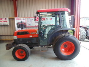 Kubota L4630 4WD Tractor - View The Video