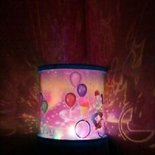 ROMANTIC PINK COLOUR CHANGING LED NIGHT LIGHT PROJECTOR FOR GIRLS/ CHILDREN/KIDS