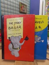 The Story Of Babar & The Travels of Babar by Jean De Brunhoff,Random House
