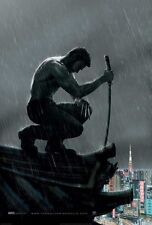 The Wolverine DOUBLE SIDED ORIGINAL MOVIE film POSTER Hugh Jackman Style B RARE!