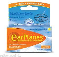 Cirrus EarPlanes Childrens & Smaller Ears Earplugs - 1 Pair (FREE UK P&P)