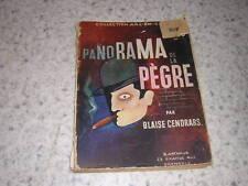 1935.panorama de la pègre / Blaise cendrars